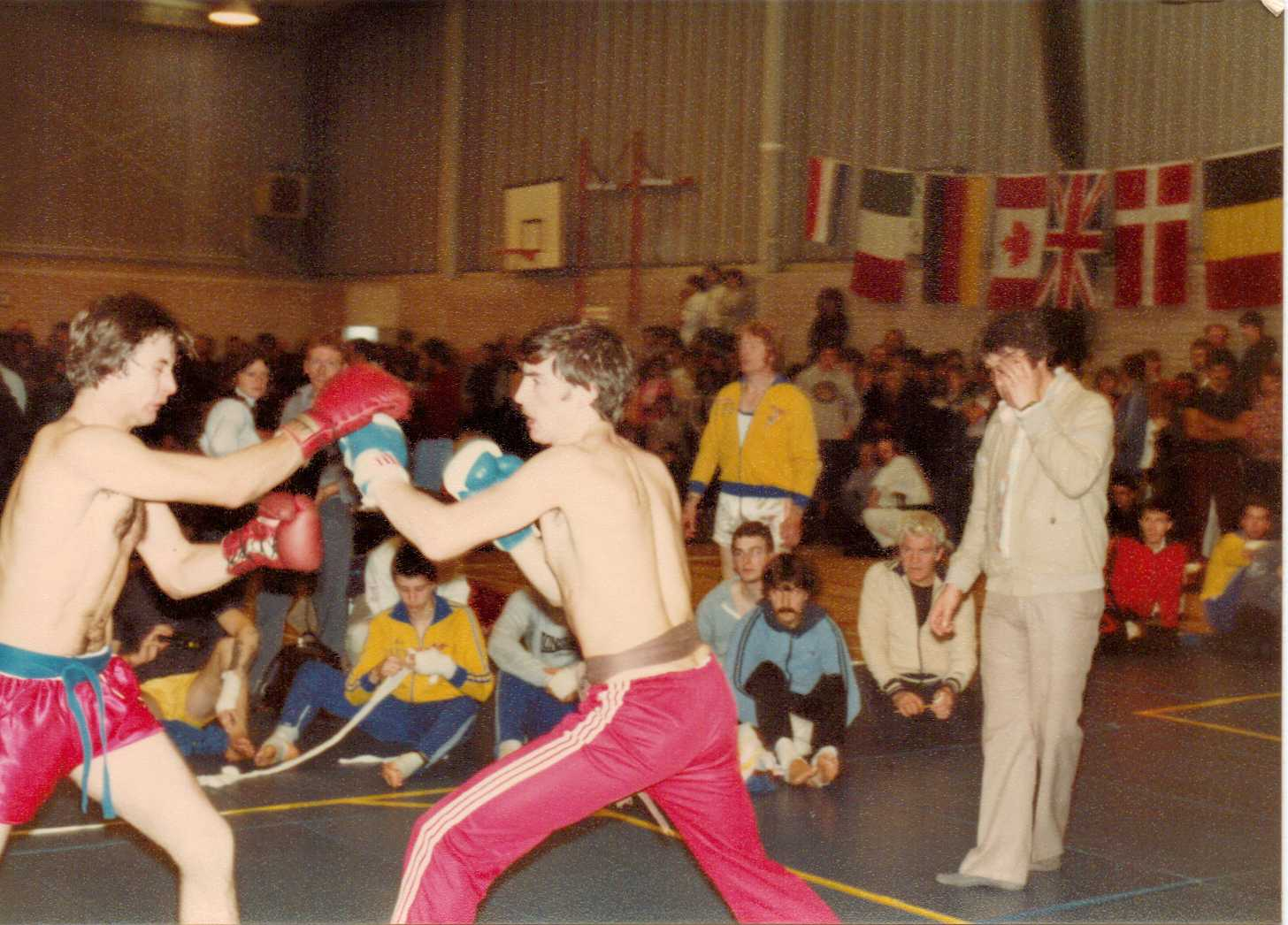 3 Fights at Bootle Stadium where Terry won the championship